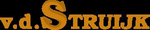 v.d. Struijk Transport bedrijf Logo